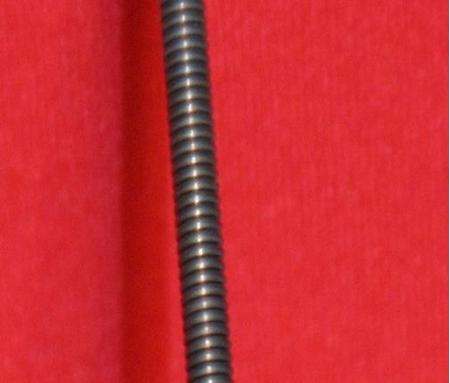 Tungsten Wire Wound Threaded Rods