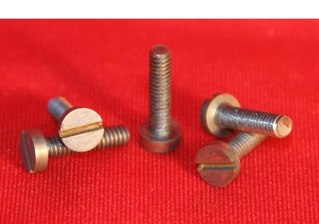 Metric Size Pan Head Molybdenum Screws