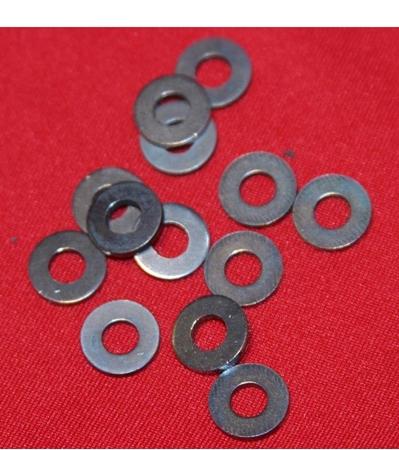 Metric Size Molybdenum Washers